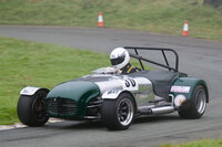 Ben Johnson, Lotus Seven 1600