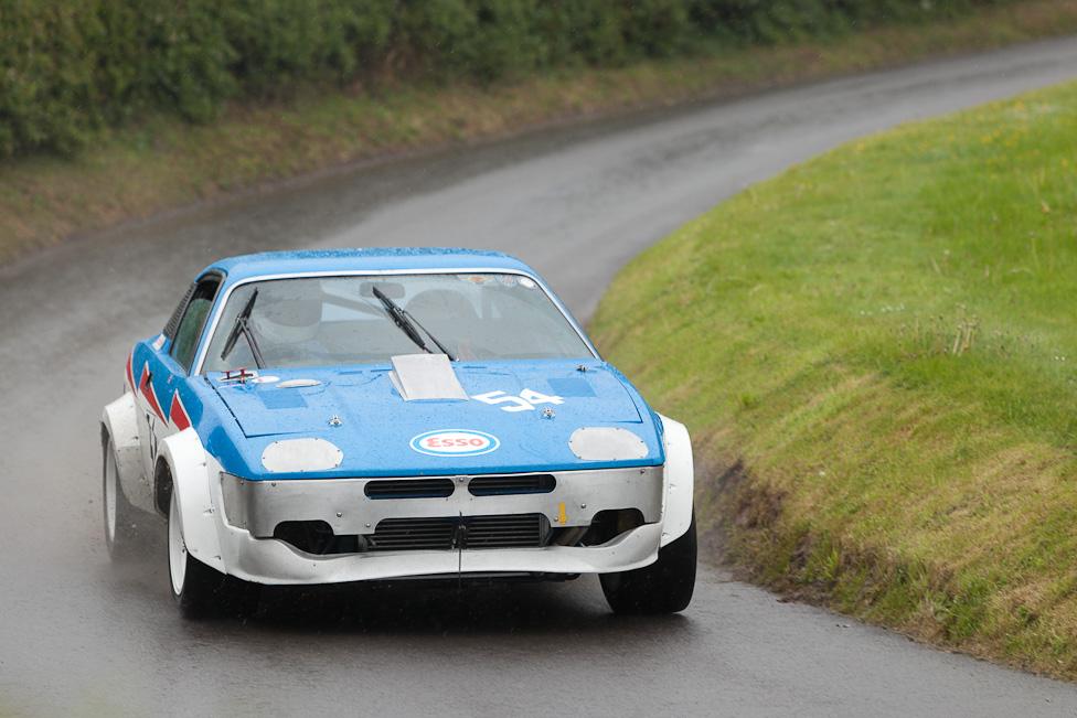 Nigel Elliott, Triumph TR7-V8 | ZiPP