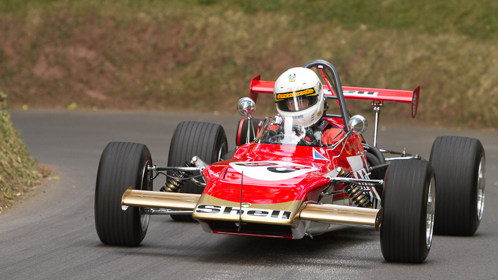 Tony Wallen, Lotus 69 F3 | ZiPP