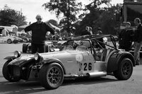 Joy Hoyle, Caterham Seven