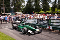 Shelsley Walsh Hill Climb, May 31st/June 1st 2014