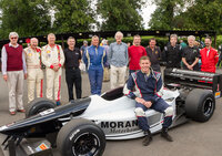 Shelsley Walsh Hill Climb, August 16th/17th 2014