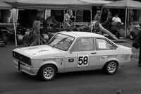 Stuart Stelling, Ford Escort Rs2000