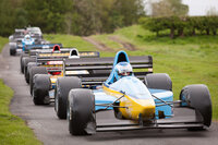Harewood Hill Climb, May 10th 2015