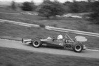 Dave Hampton, Lotus 69f Atlantic