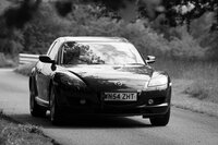 Chris Rogers, Mazda Rx8