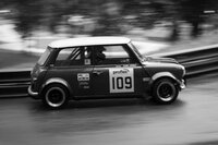 Carl Jones, Austin Mini