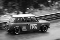 Julian Harber, Leyland Mini Clubman
