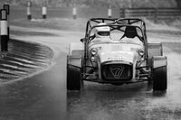 Lynn Gilbert, Caterham Superlight - K Series