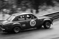 Peter Kukainis, Ford Escort Mk1 - Mexico