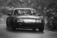 Chris Falcon, Mazda MX5